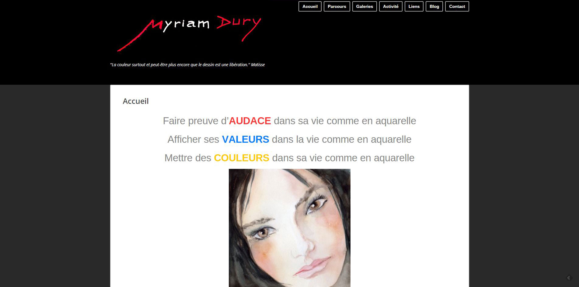 Myriam Dury - slider 1