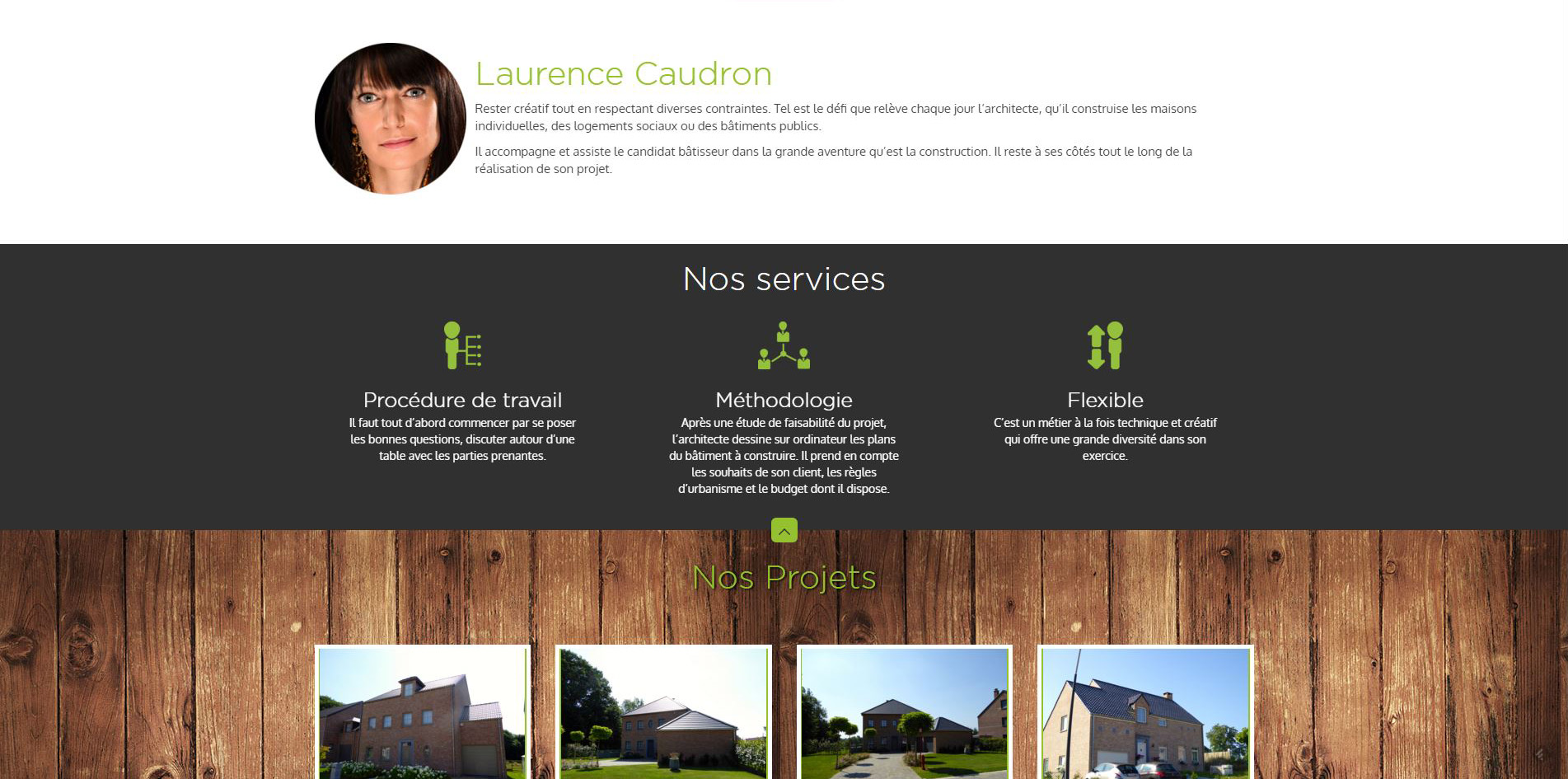 Laurence Caudron - slider 2